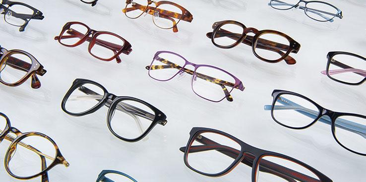 Progressiva glasögon från 795 kr