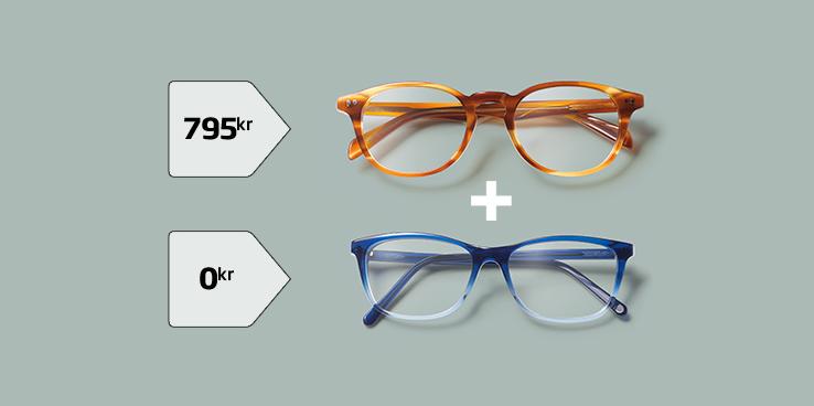 Glasögon erbjudande hitta alla här | Specsavers.se