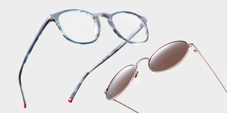 2för1 solglasögon från 795 kr