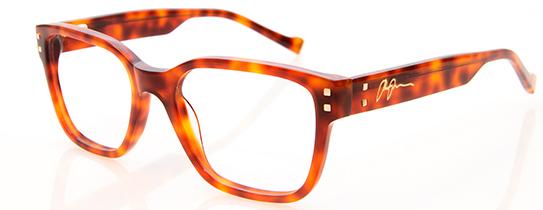 Petra Tungården designsamarbete med Specsavers