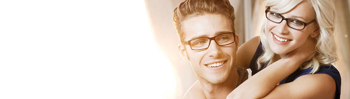 Delbetala dina glasögon från 199 kr/mån