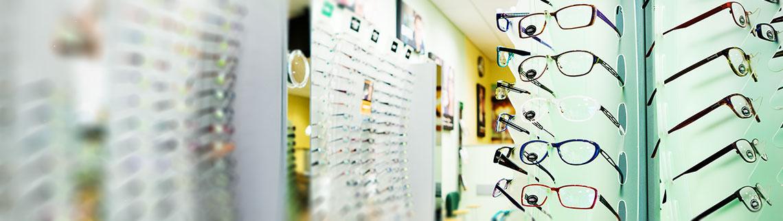 Hitta din optiker